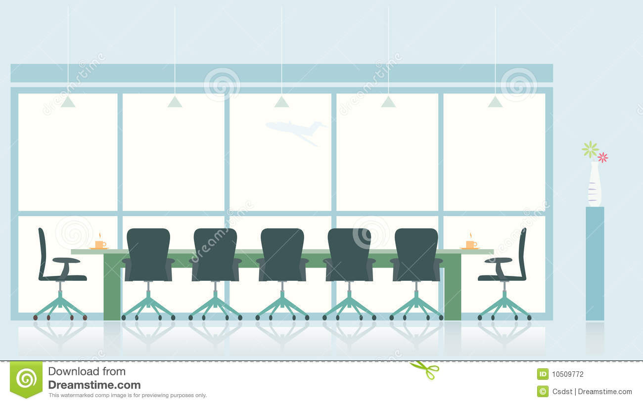Meeting Room Stock Photography Image 10509772