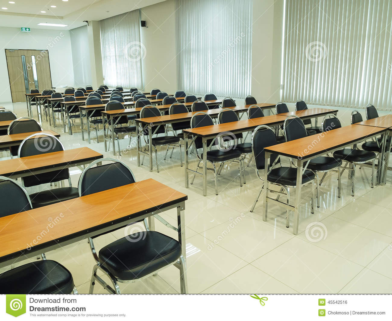 Meeting Room Stock Photo Image 45542516