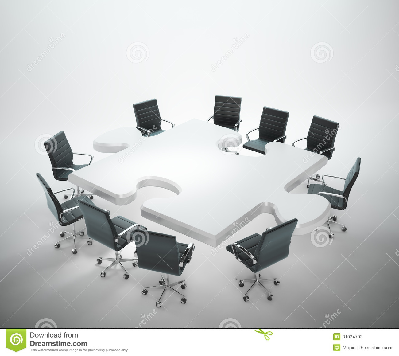 Cyber Meeting Room