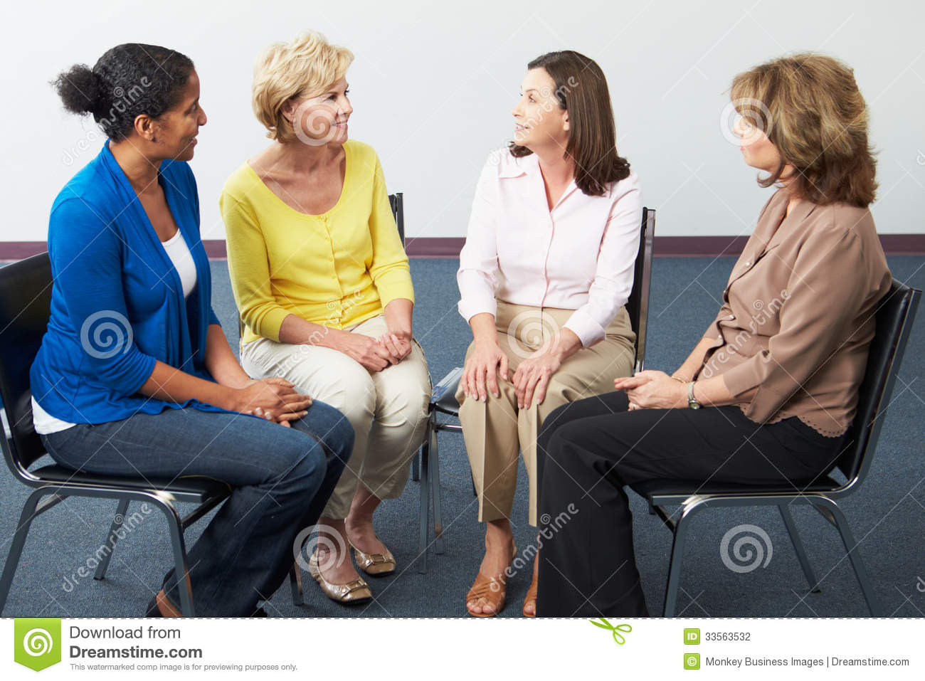 Womens Support Group 80