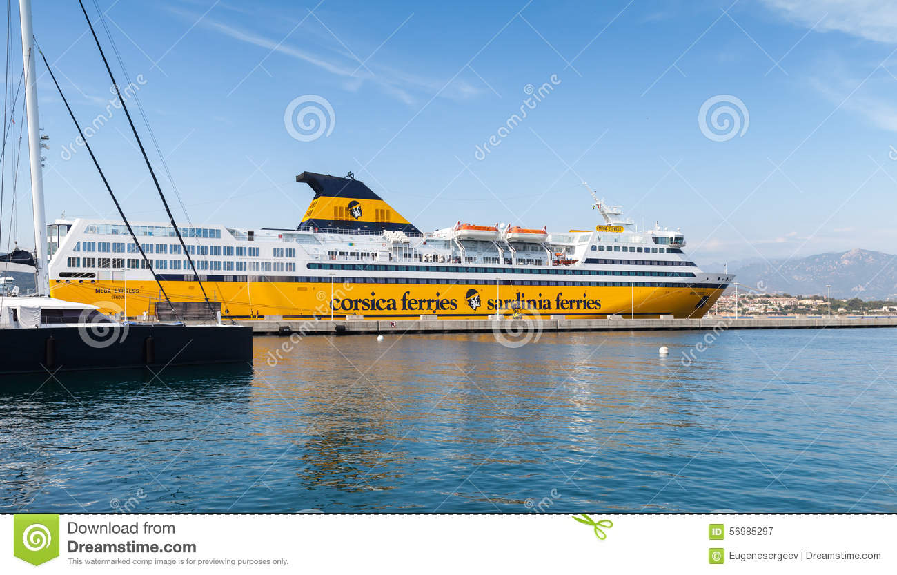 mega express ferry big yellow passenger ship editorial photography image 56985297. Black Bedroom Furniture Sets. Home Design Ideas