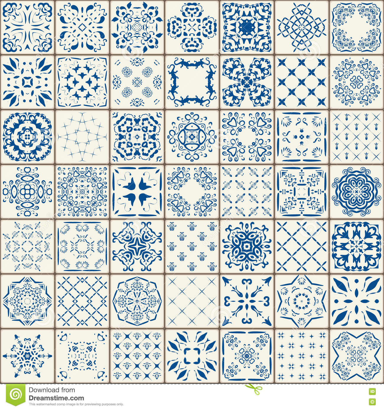 Mega Gorgeous seamless patchwork pattern from colorful Moroccan tiles, ornaments. Can be used for wallpaper, fills, web page