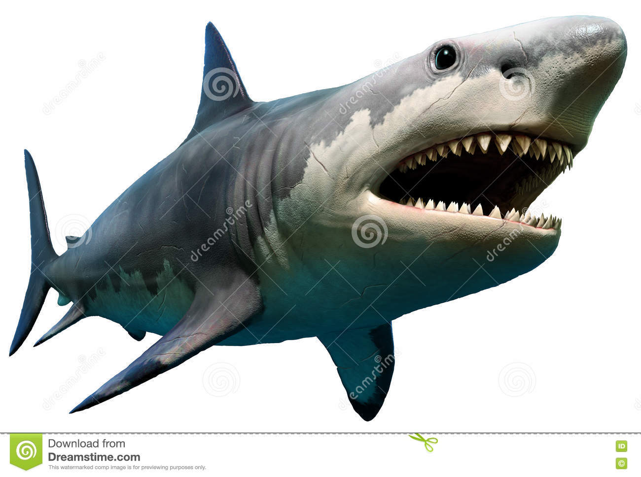 Megalodon Cartoons, Illustrations & Vector Stock Images - 77 Pictures to download from ...