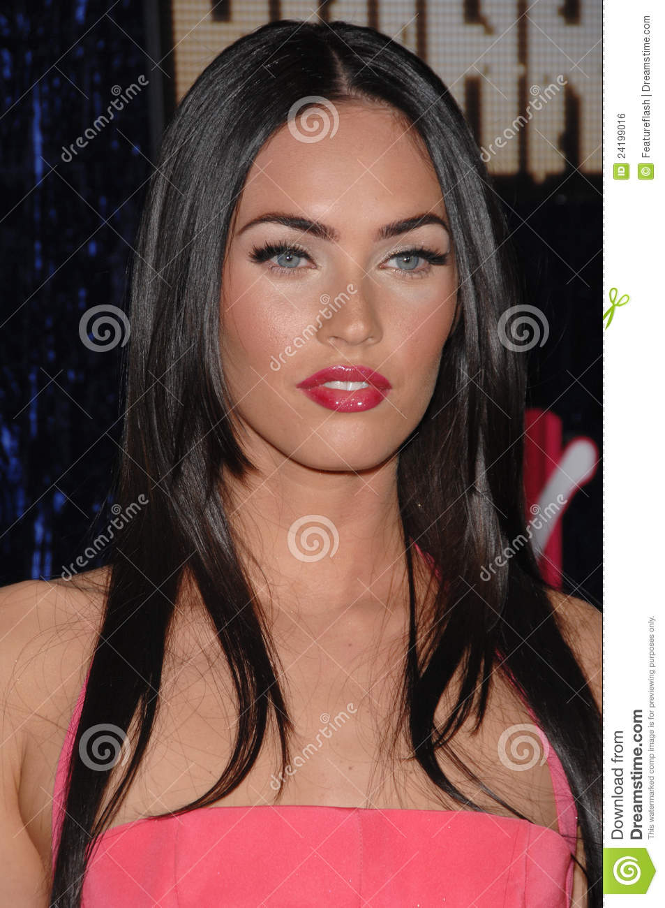 Megan Fox At The 2007 MTV Video Music Awards Palms Resort Casino Las Vegas September 9 NV Picture Paul Smith Featureflash