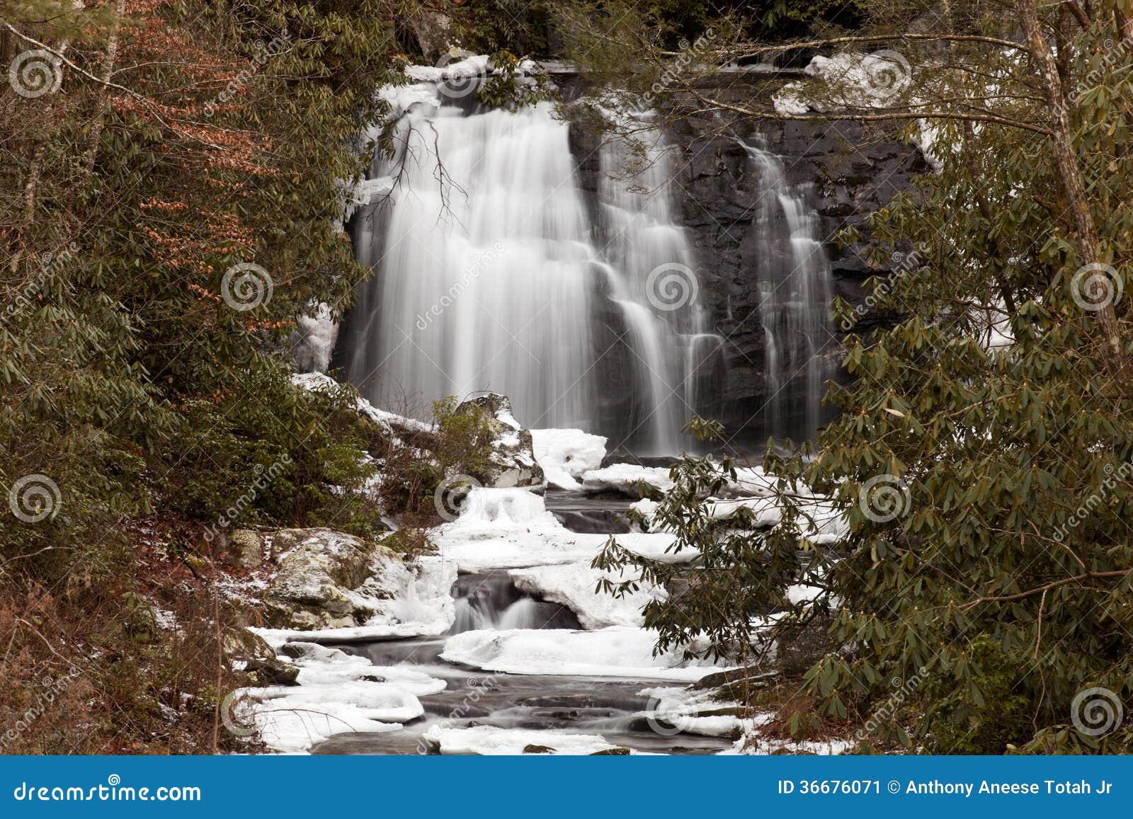 Meigs cae en poco río en Great Smoky Mountains