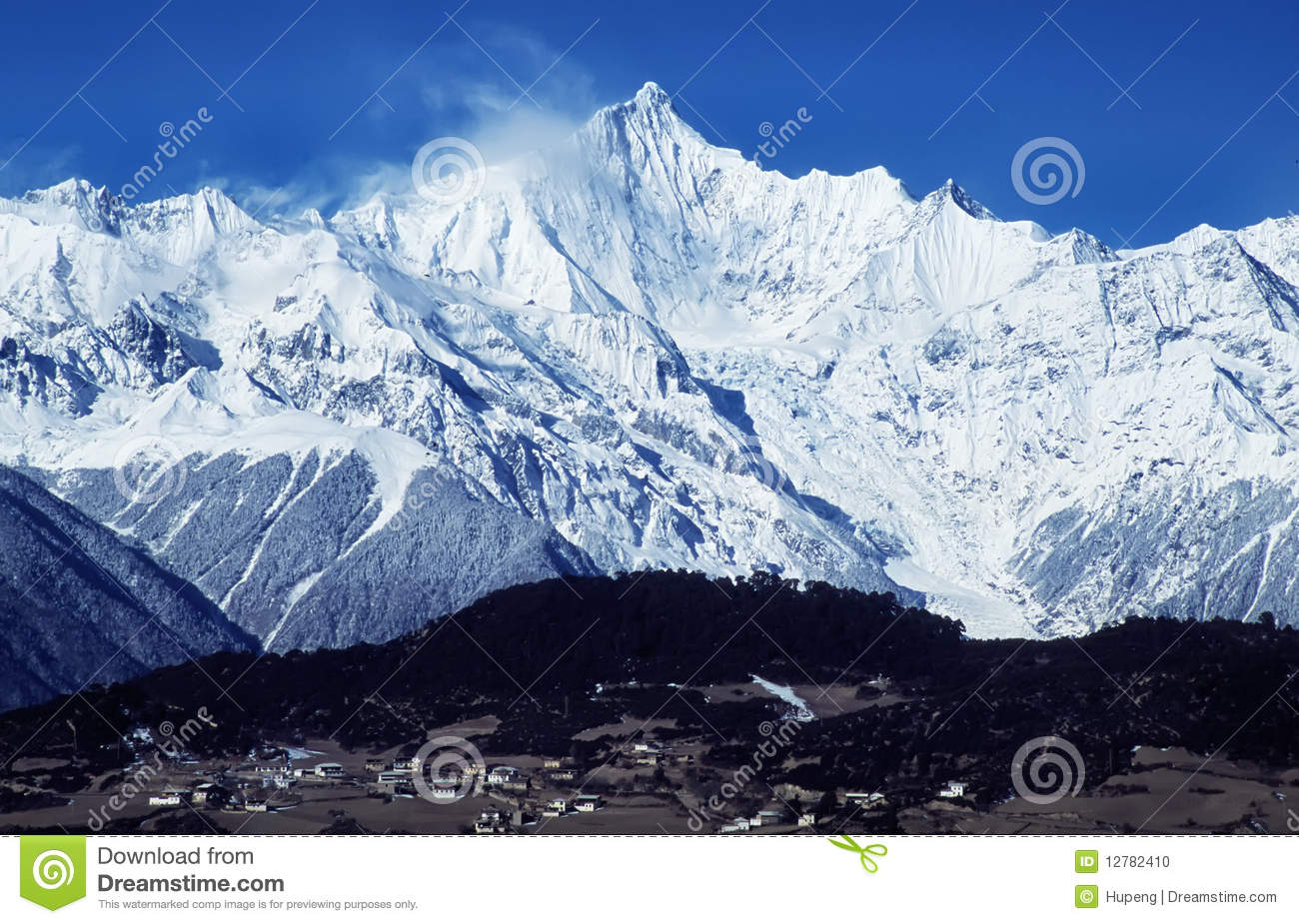 Meili Snow Mountains