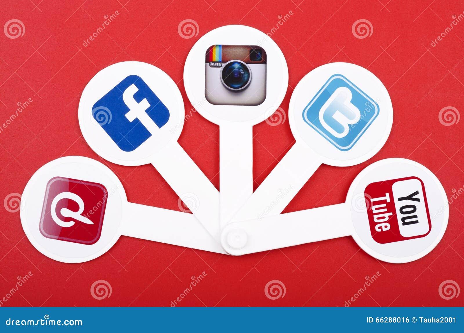Meios sociais populares