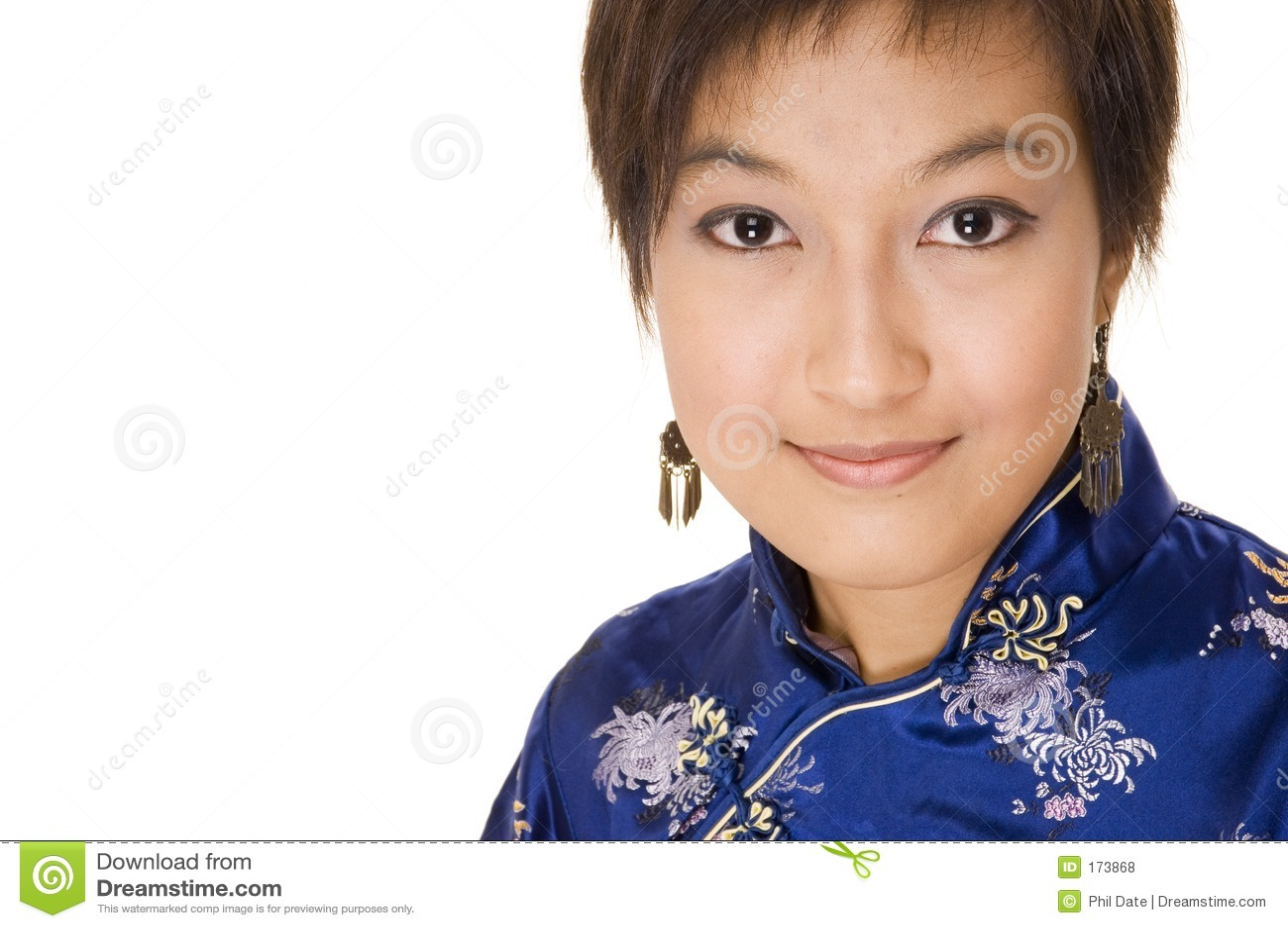 Meisje in Cheong SAM 4
