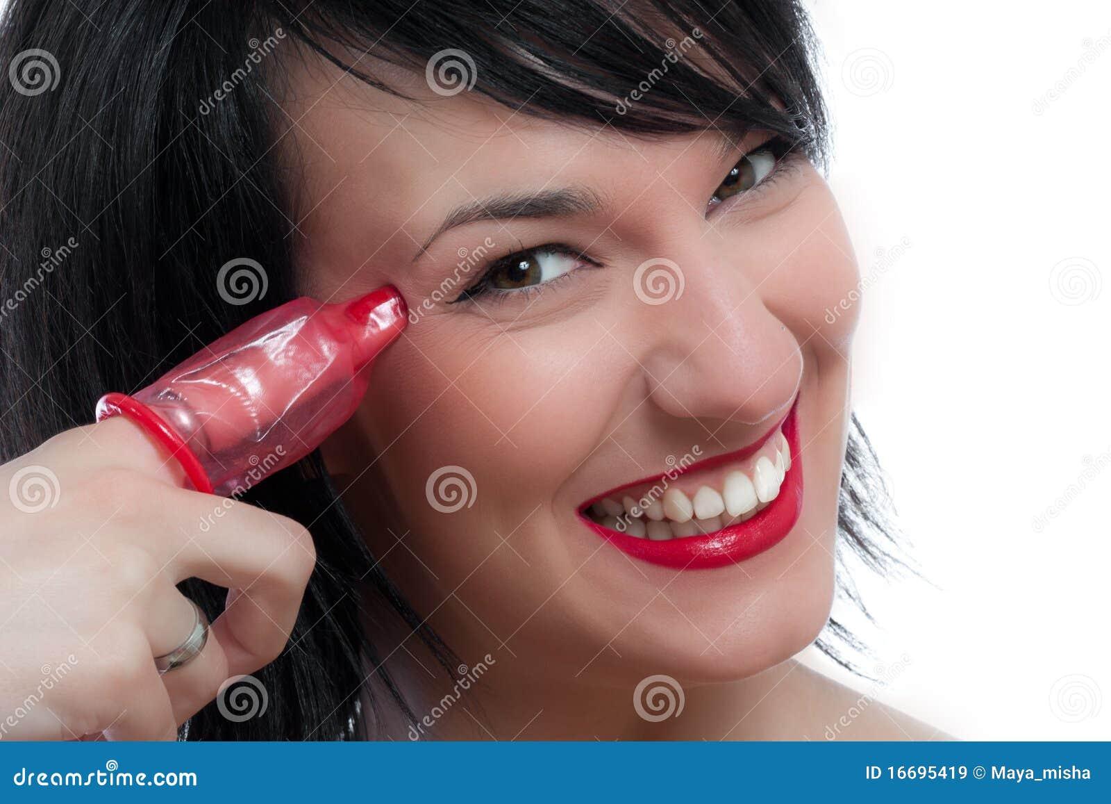 website meisjes condoom