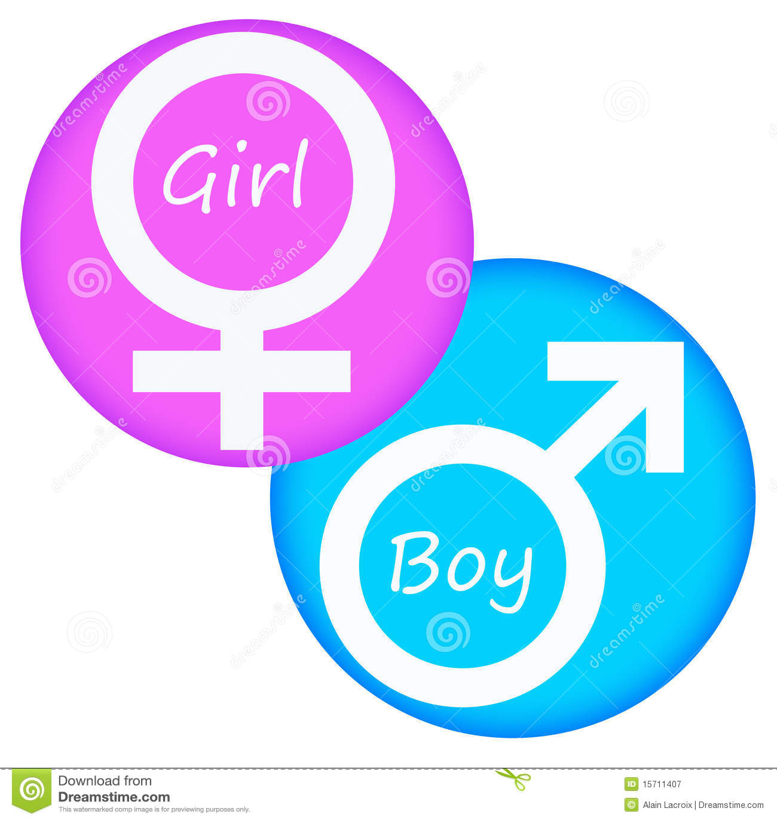 Meisje en jongen royalty vrije stock fotografie afbeelding 15711407 - Twee meisjes en een jongen ...