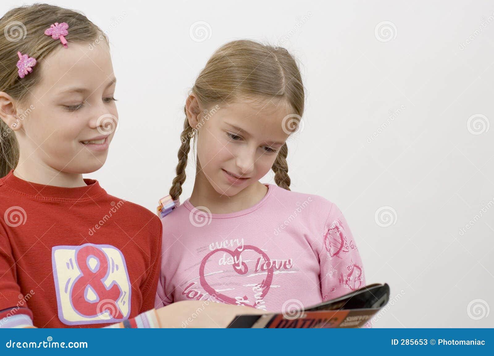 Meisjes/lezing