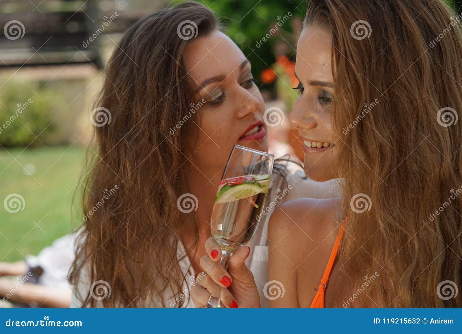 Meisjes in liefde