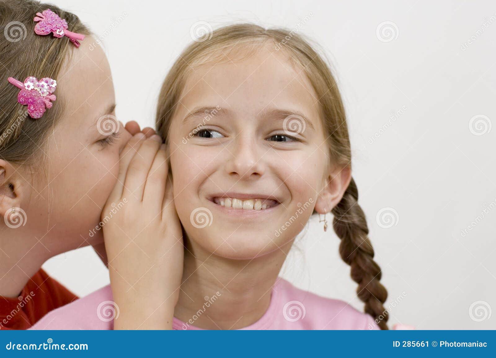 Meisjes/roddel