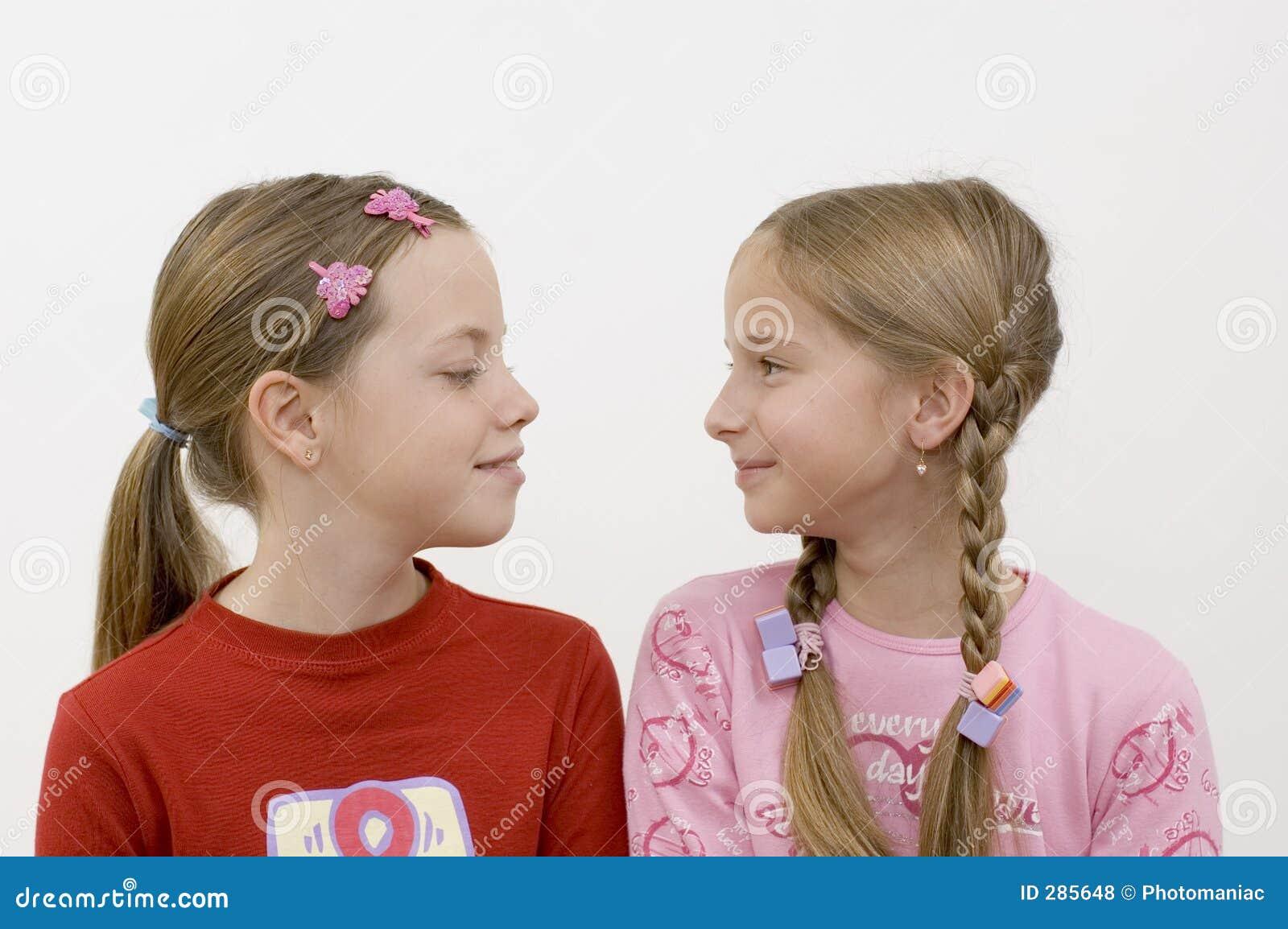 Meisjes/vriendschap