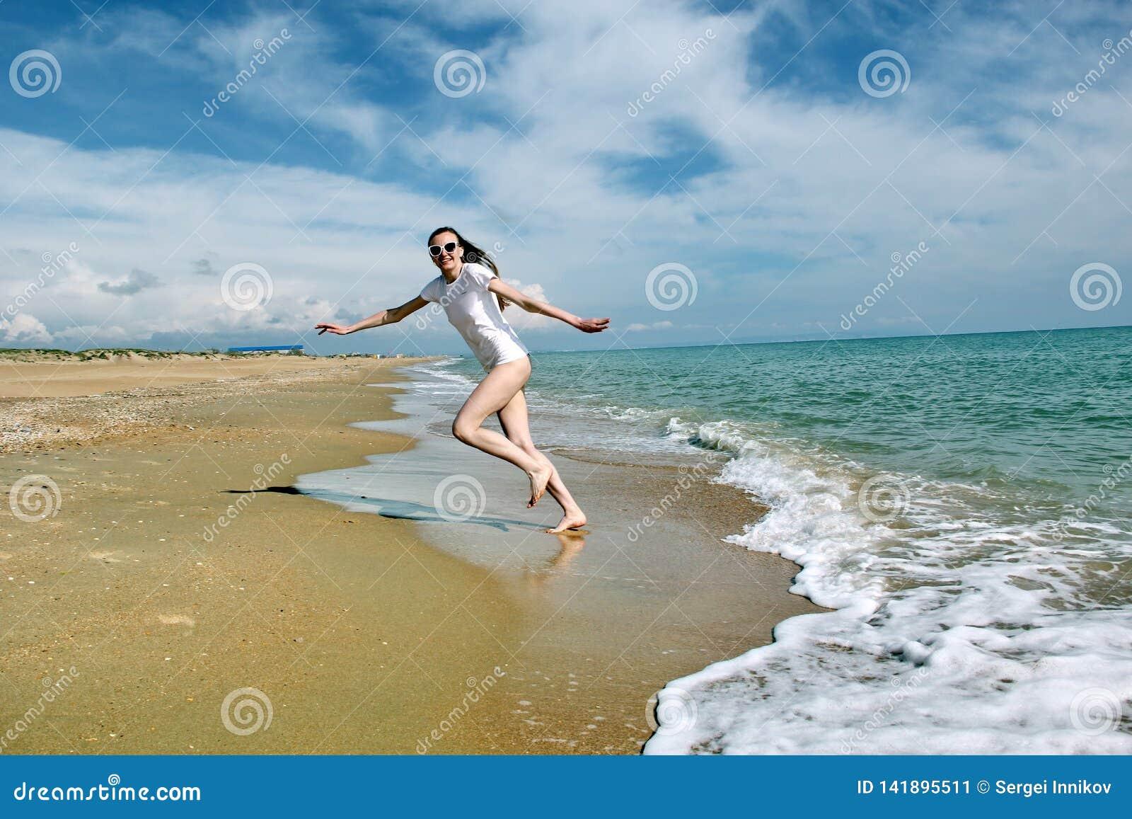 Meisjeslooppas van het overzees