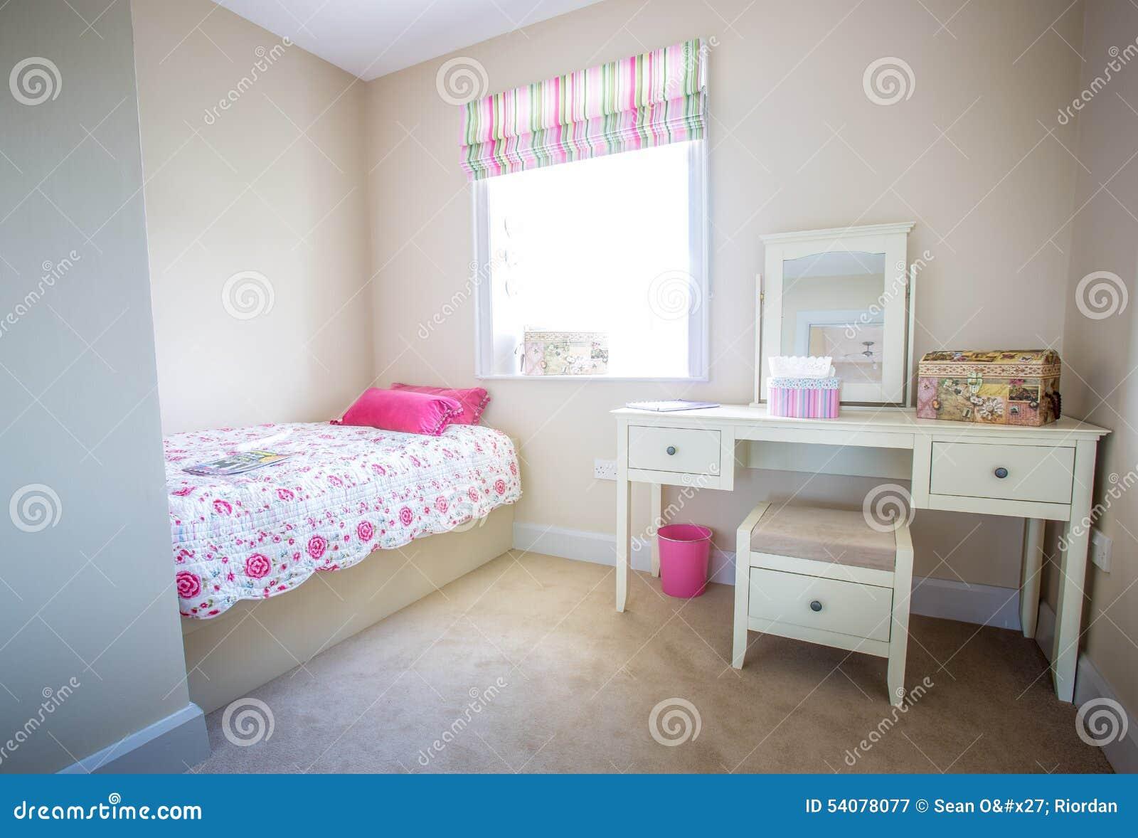 Meisjesslaapkamer
