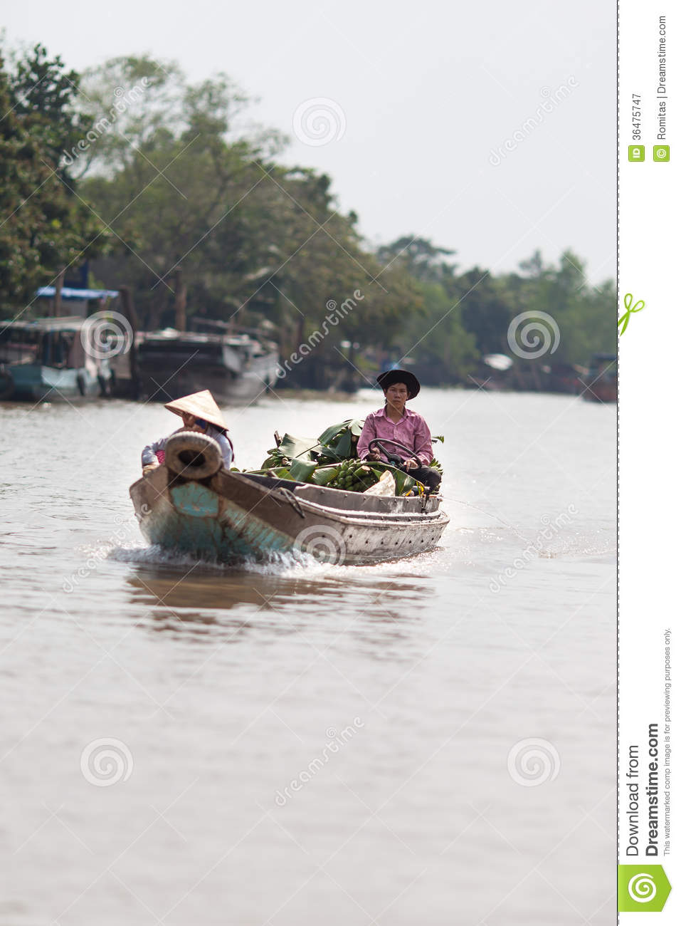 Cai Be (Tien Giang) Vietnam  city photos gallery : Mekong Delta, Cai Be District, Tien Giang Province, Cai Be Town, Cai ...