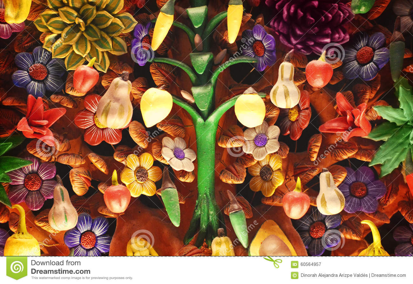 Meksykański drzewo życie
