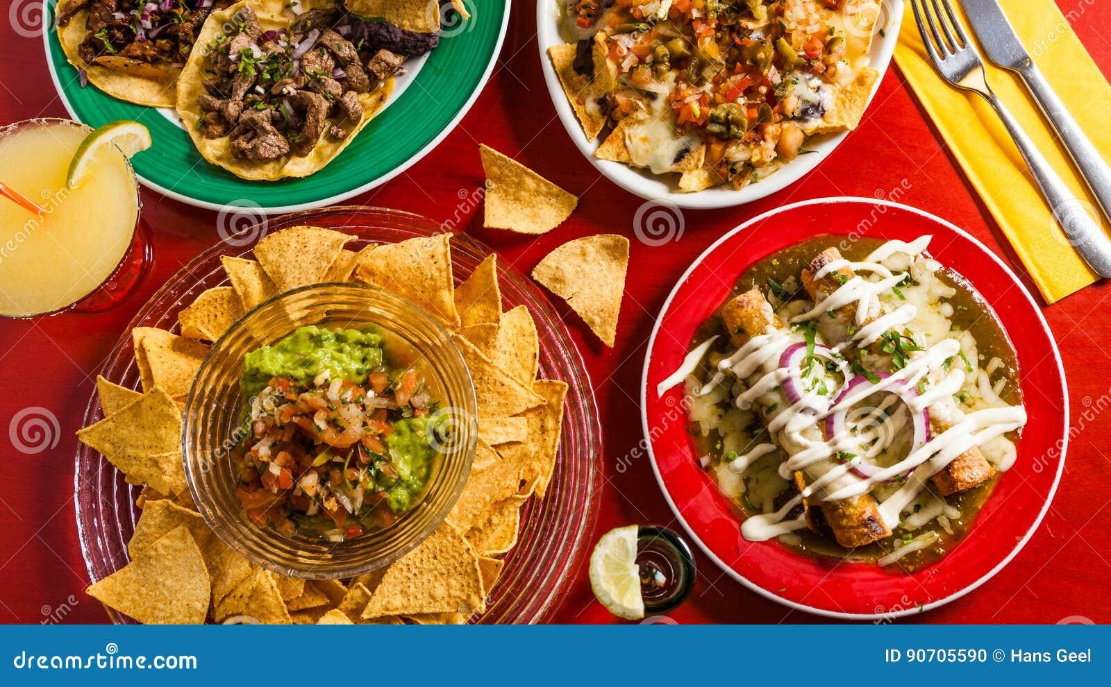 Meksykański jedzenie