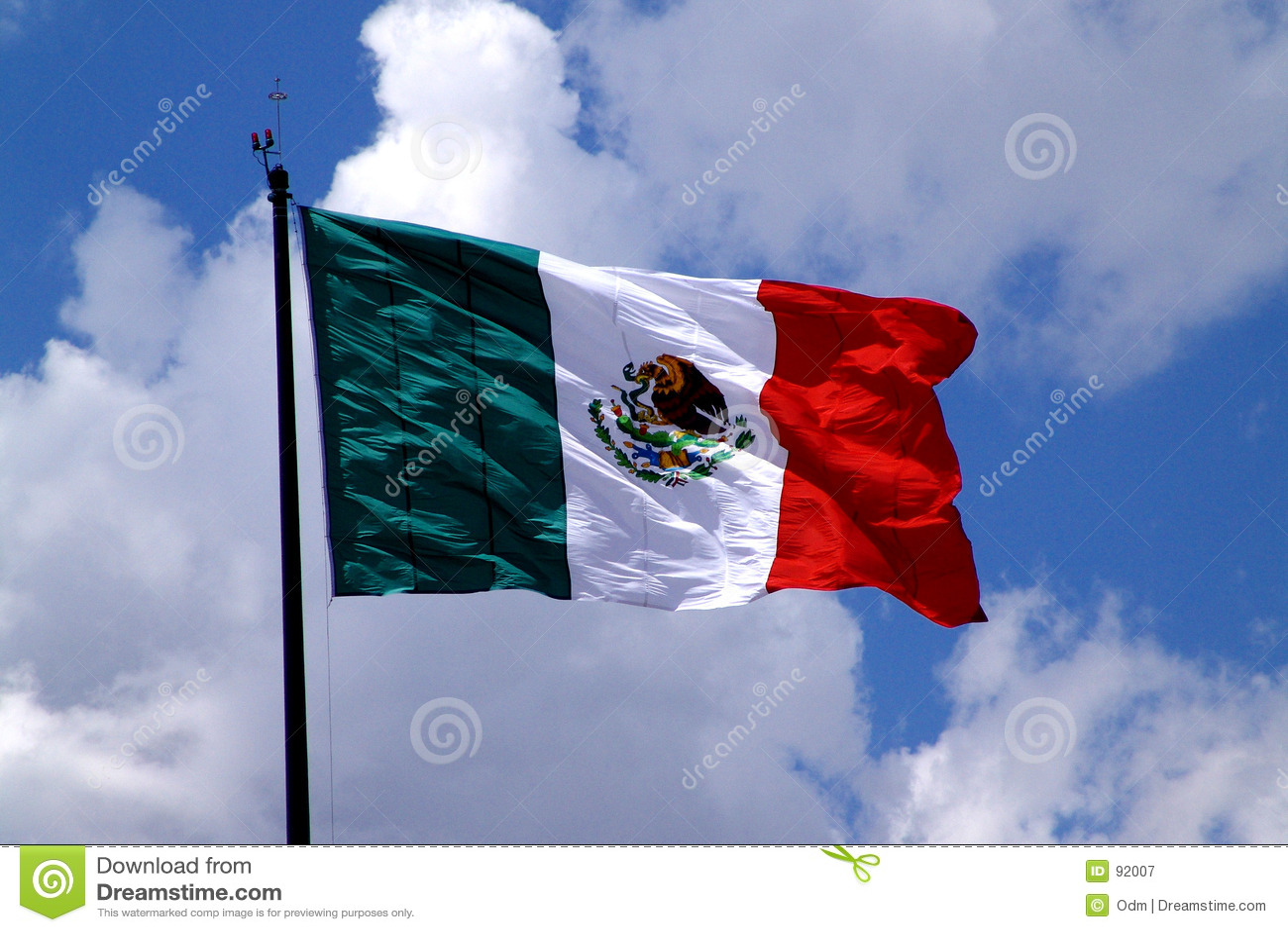 Meksykanin bandery