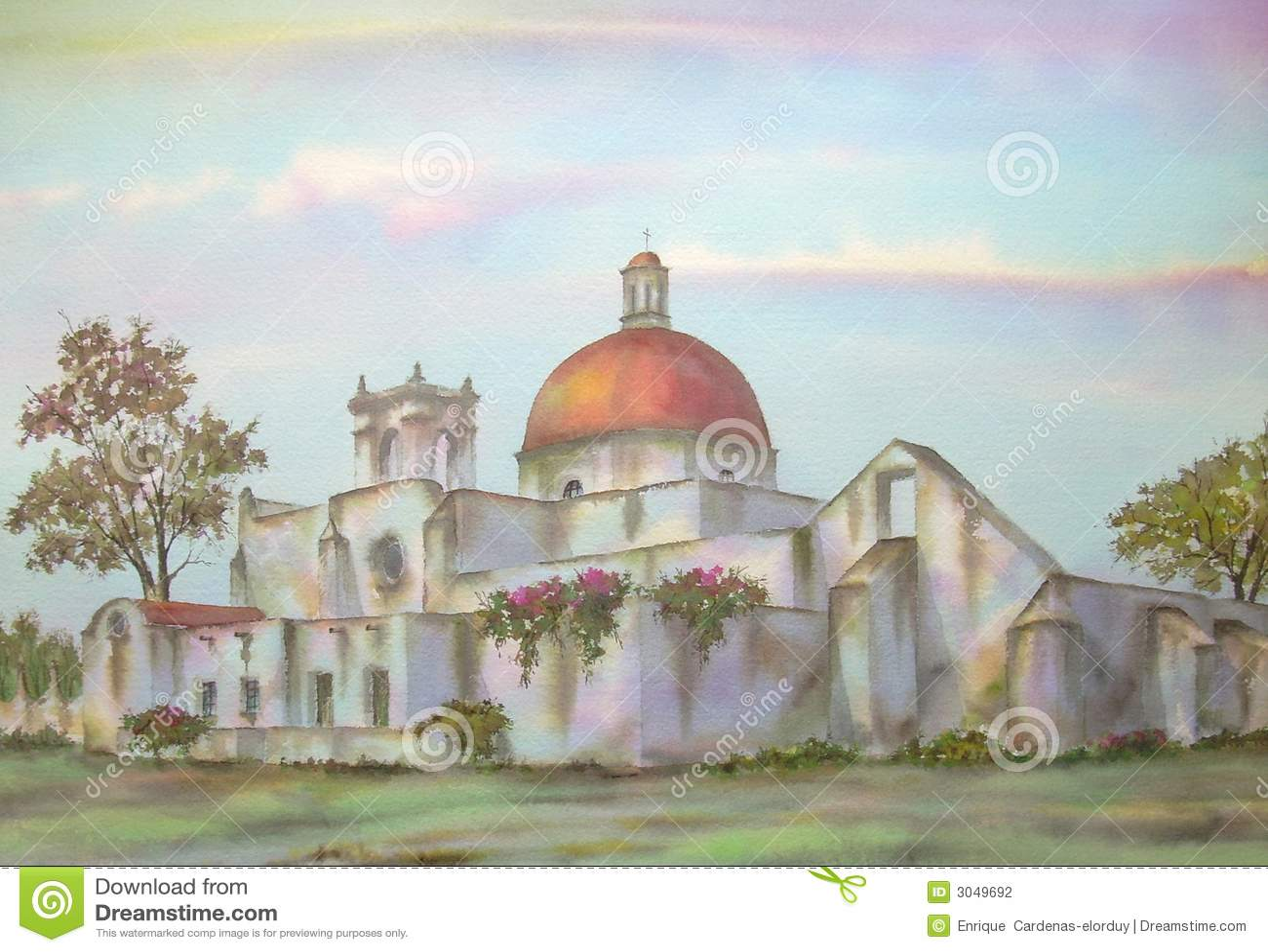 Meksykanin hacjenda Puebla