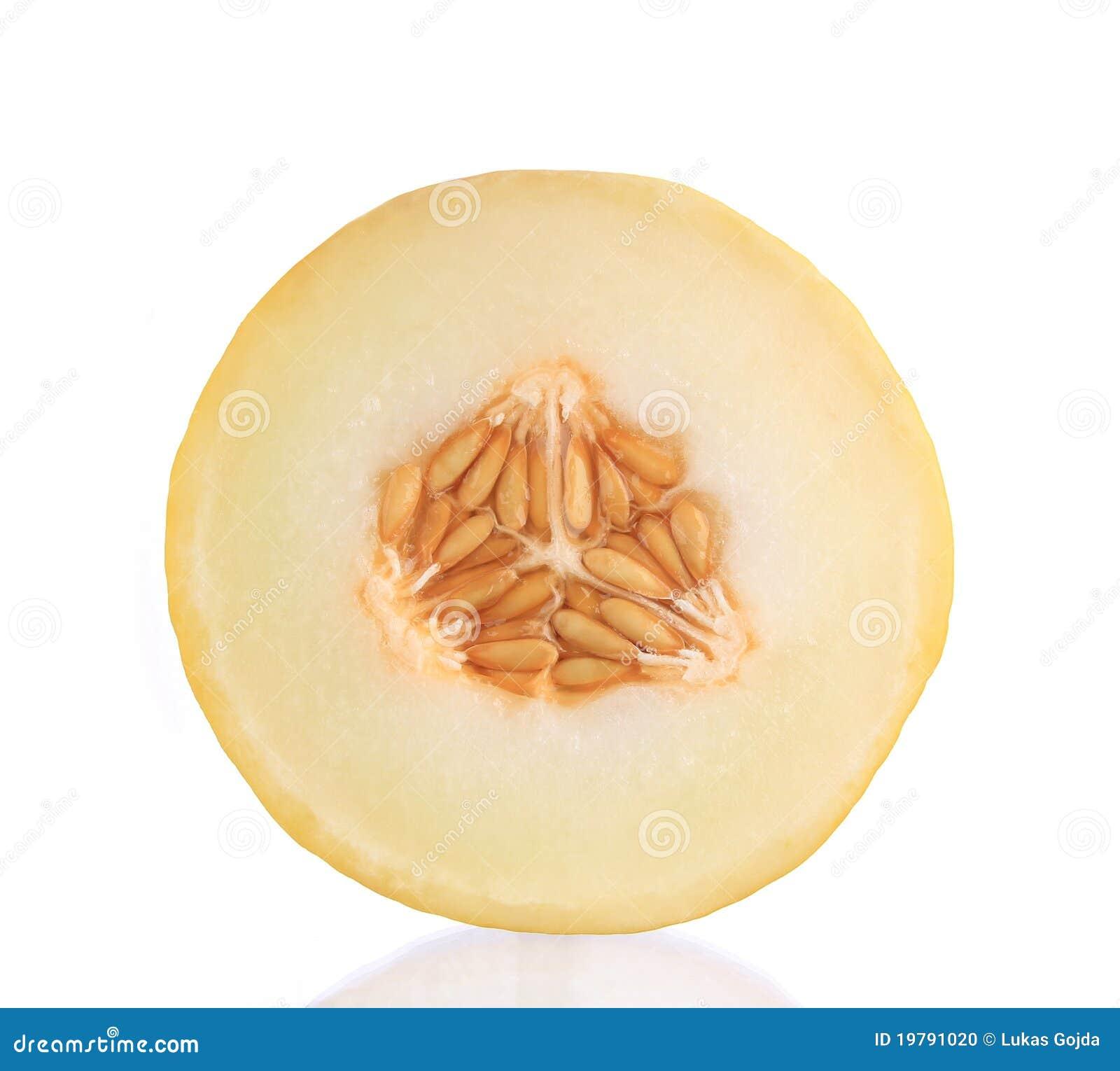 Melón fresco del cantalupo