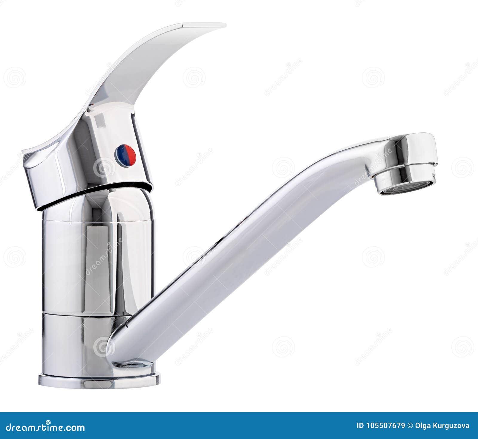 Melanżeru zimna gorąca woda Nowożytna faucet łazienka Kuchni klepnięcie Ja