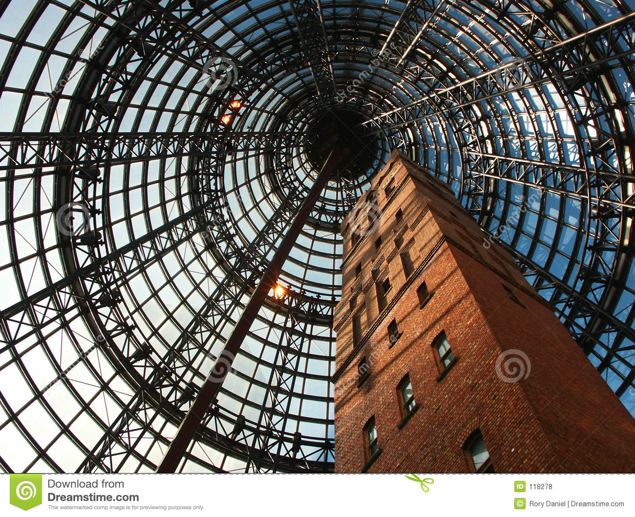 Melbourne Central Tower