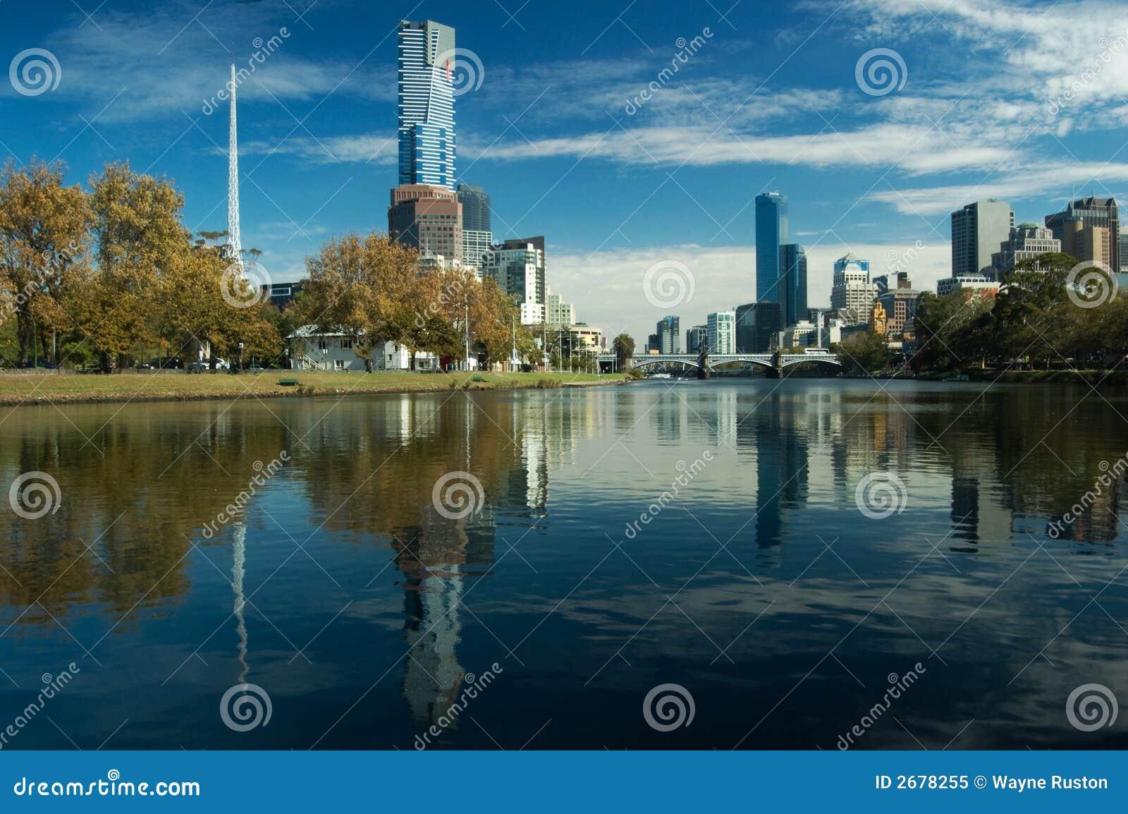 Melbourne miasta