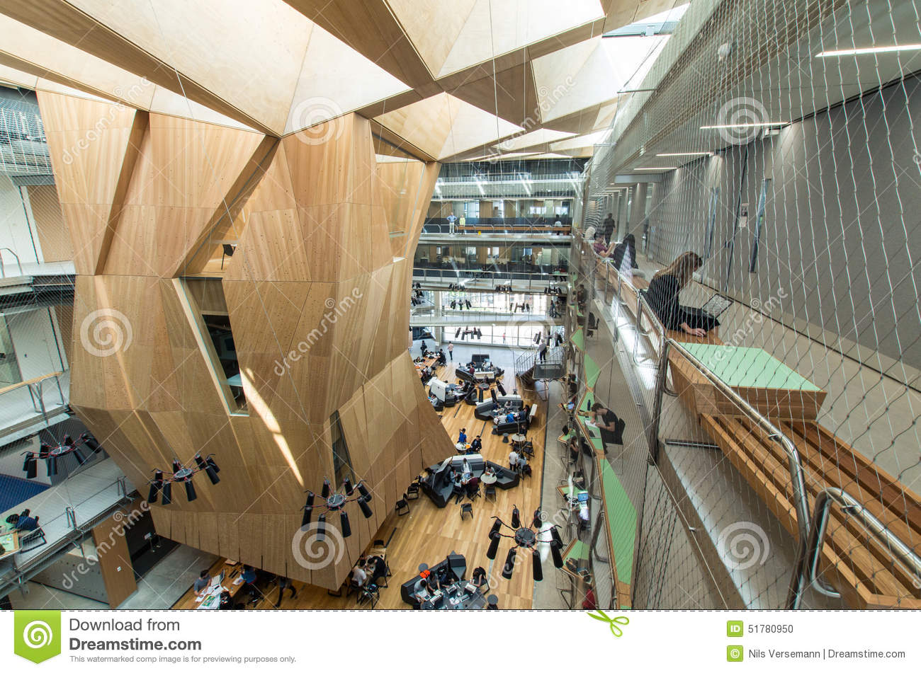 Melbourne school of design at the university of melbourne for Architecture by design
