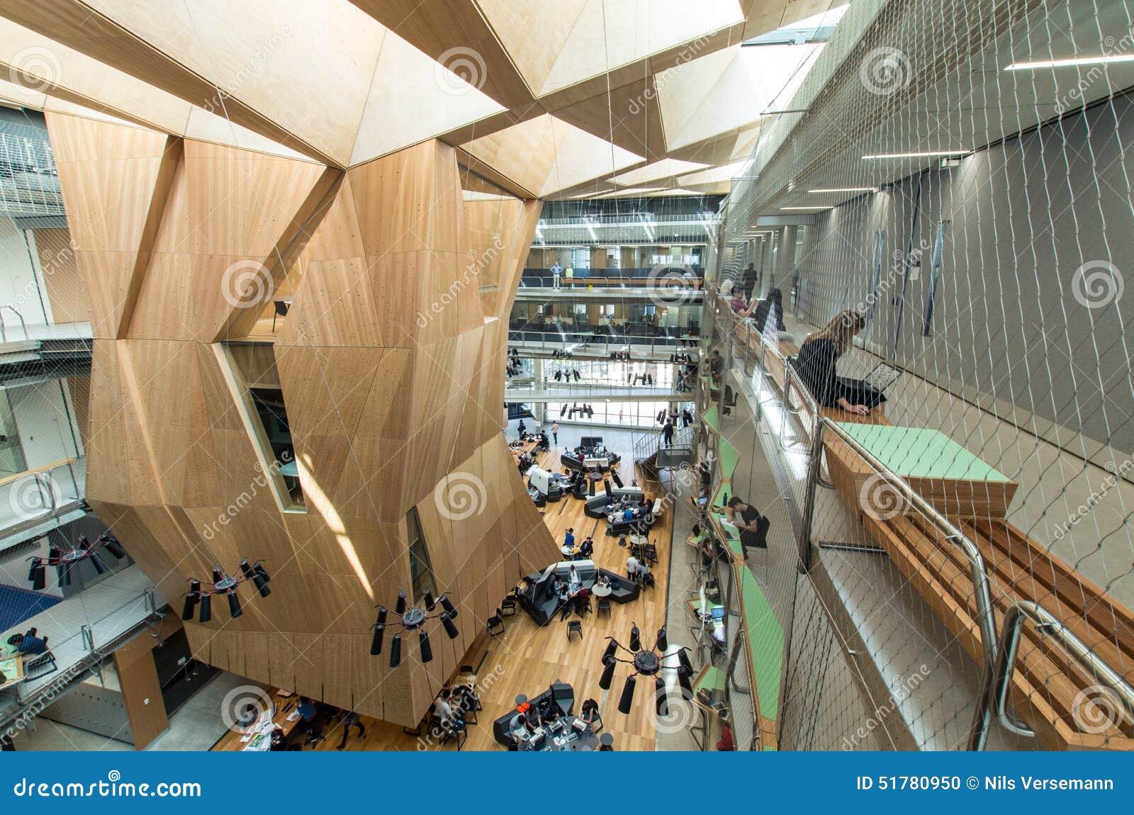 Melbourne school of design at the university of melbourne for Design industry melbourne