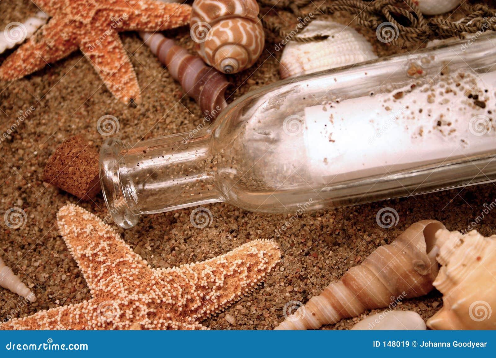 Meldung in einer Flasche 6