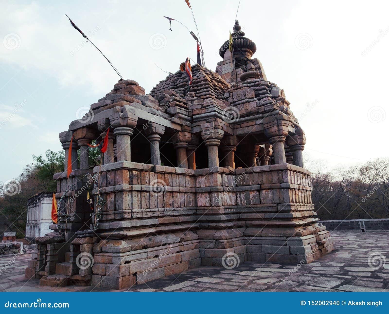 A melhor foto do templo