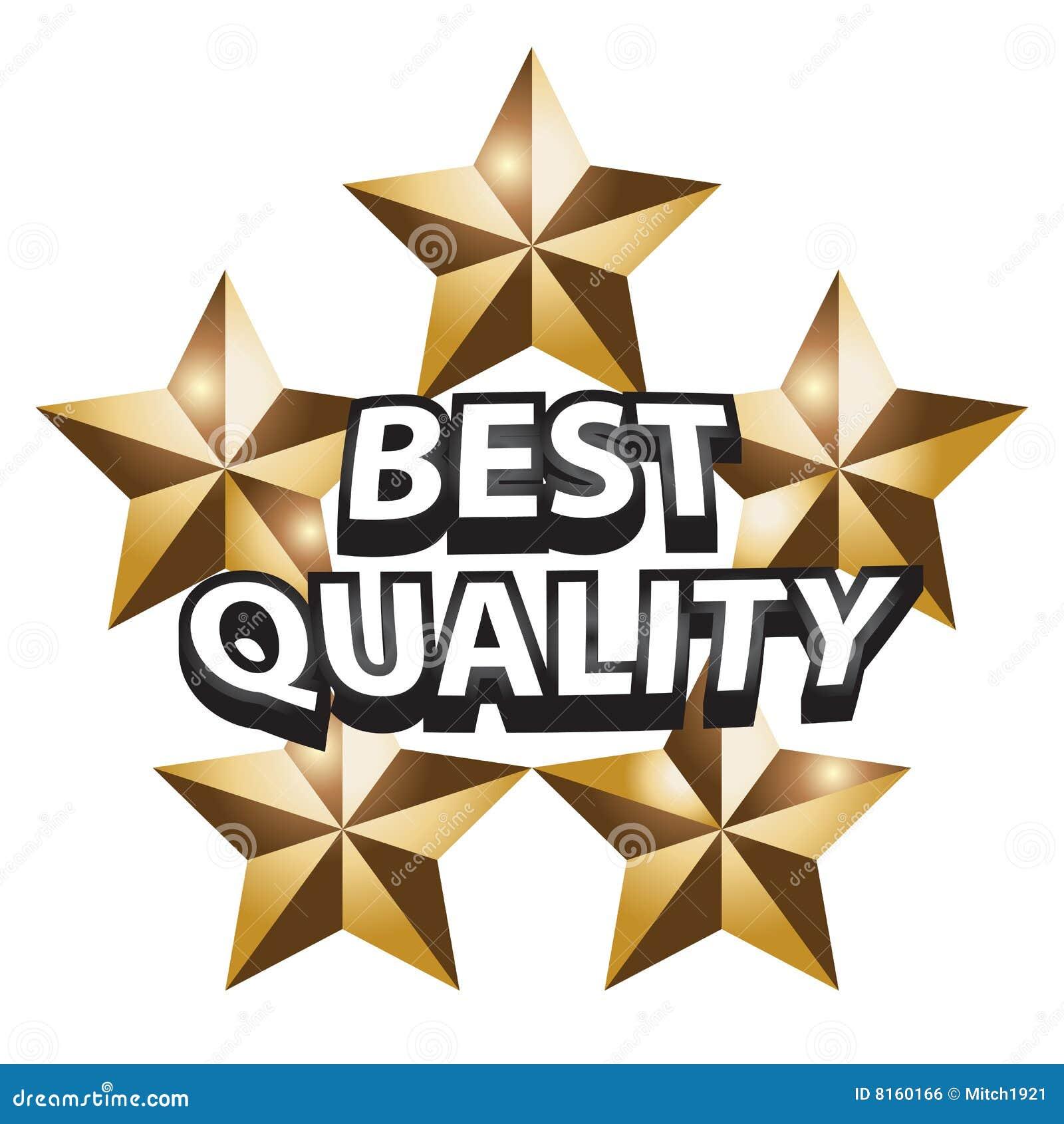 A melhor qualidade