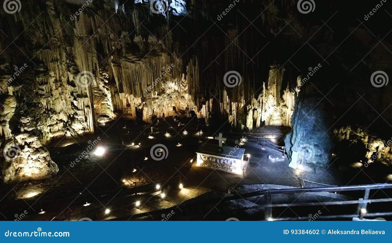 Melidoni-Höhle in Kreta