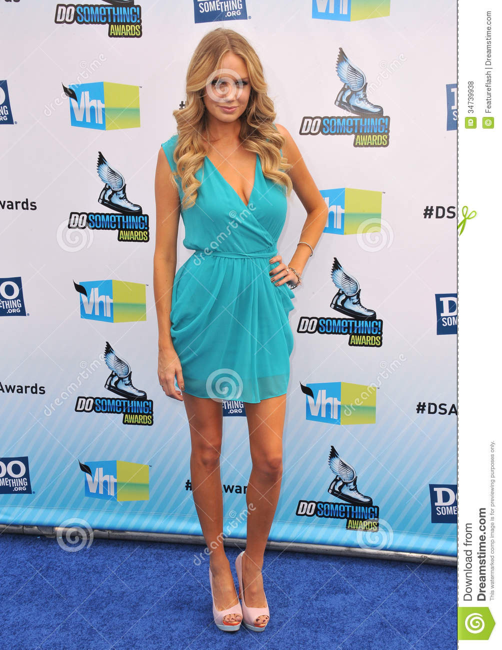 melissa ordway height