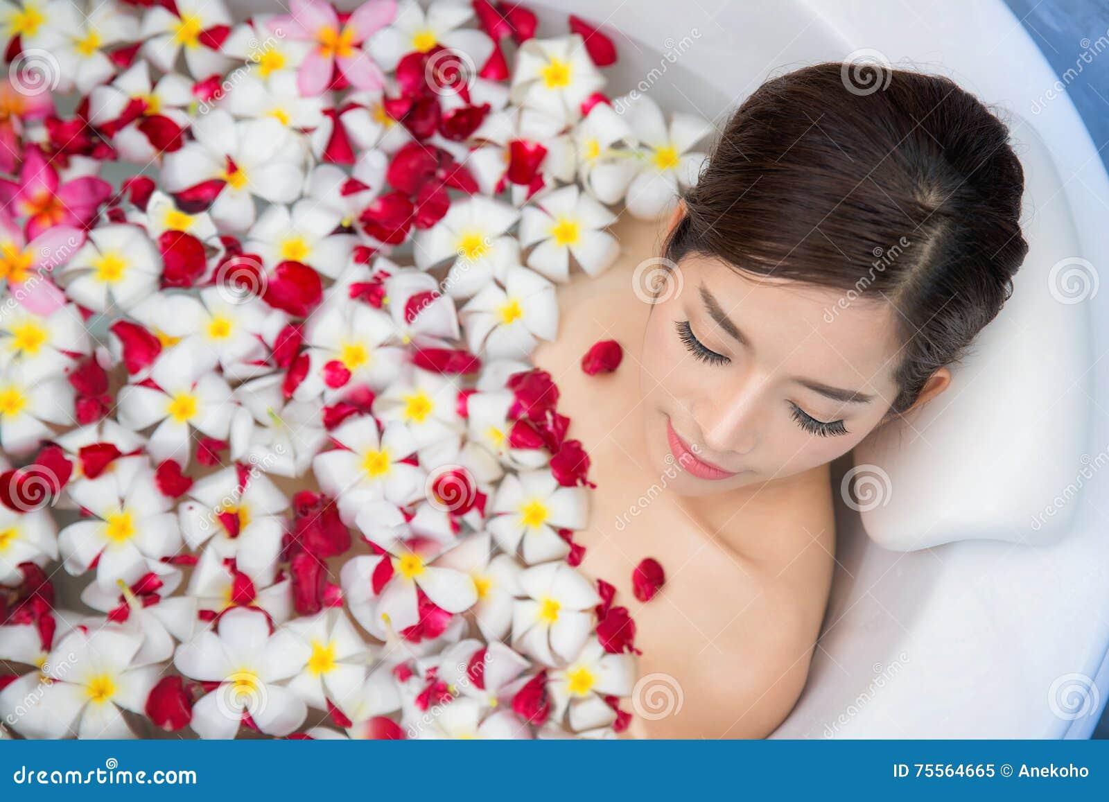 Melk en bloem shawer