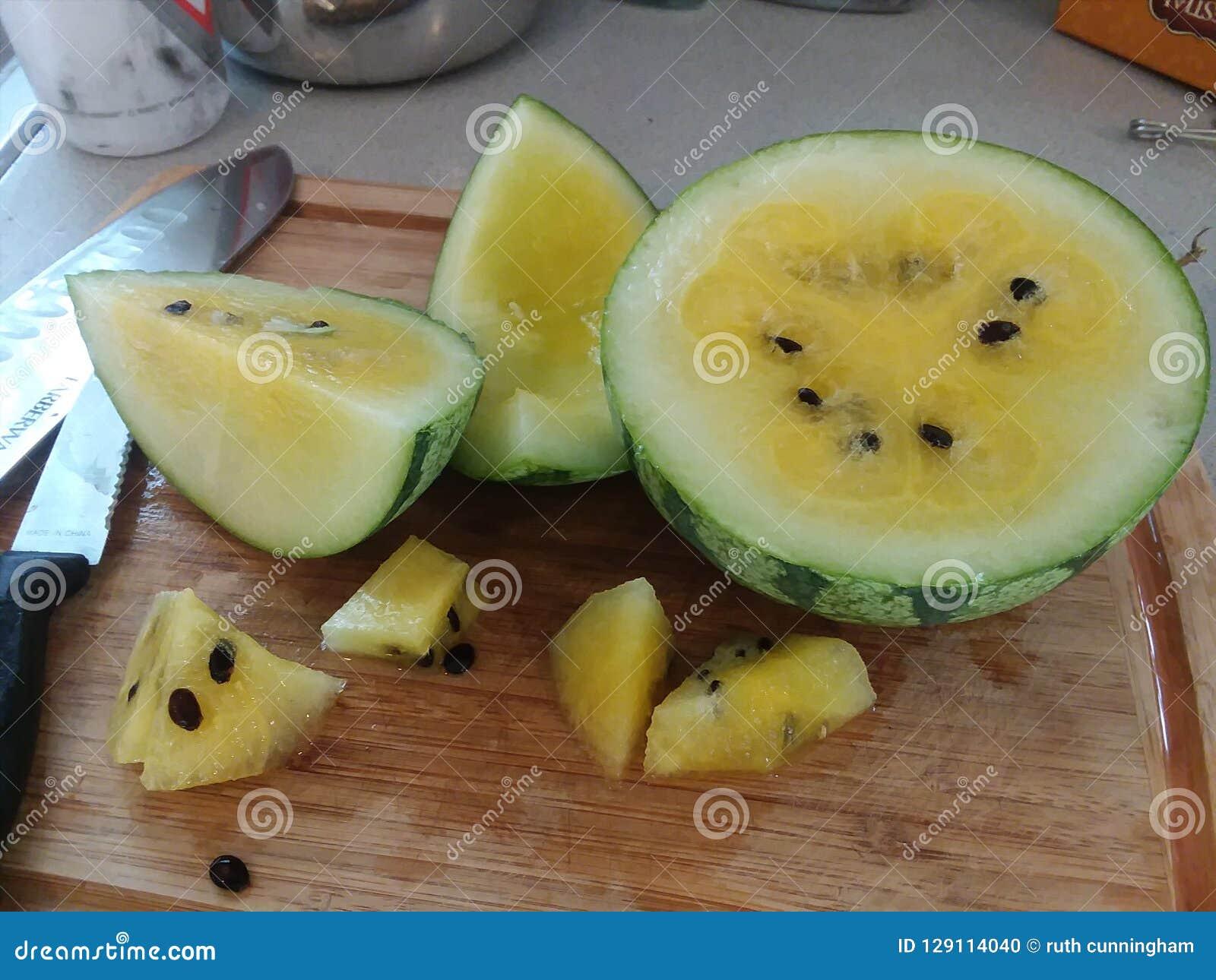 Melon de jardin d héritage