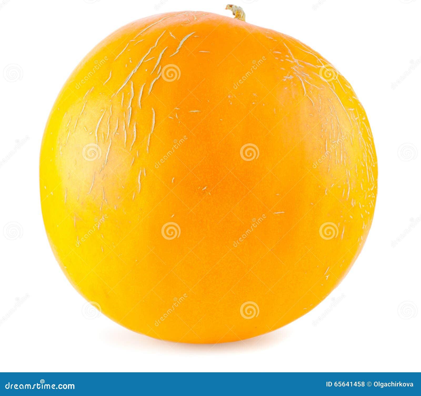 Melon jaune frais i