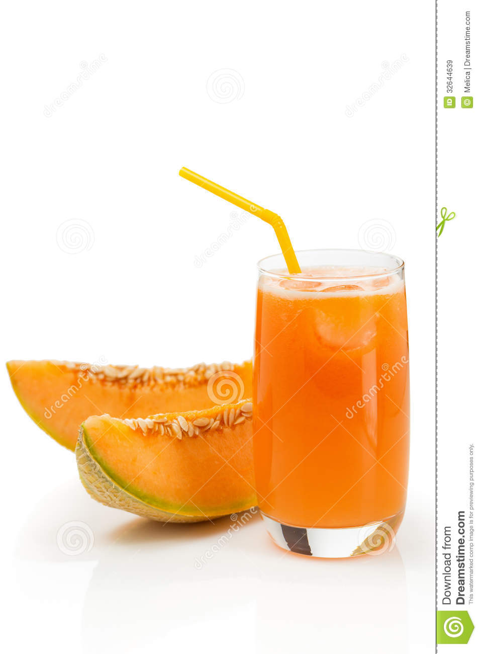 Melon Juice Royalty Free Stock Images Image 32644639
