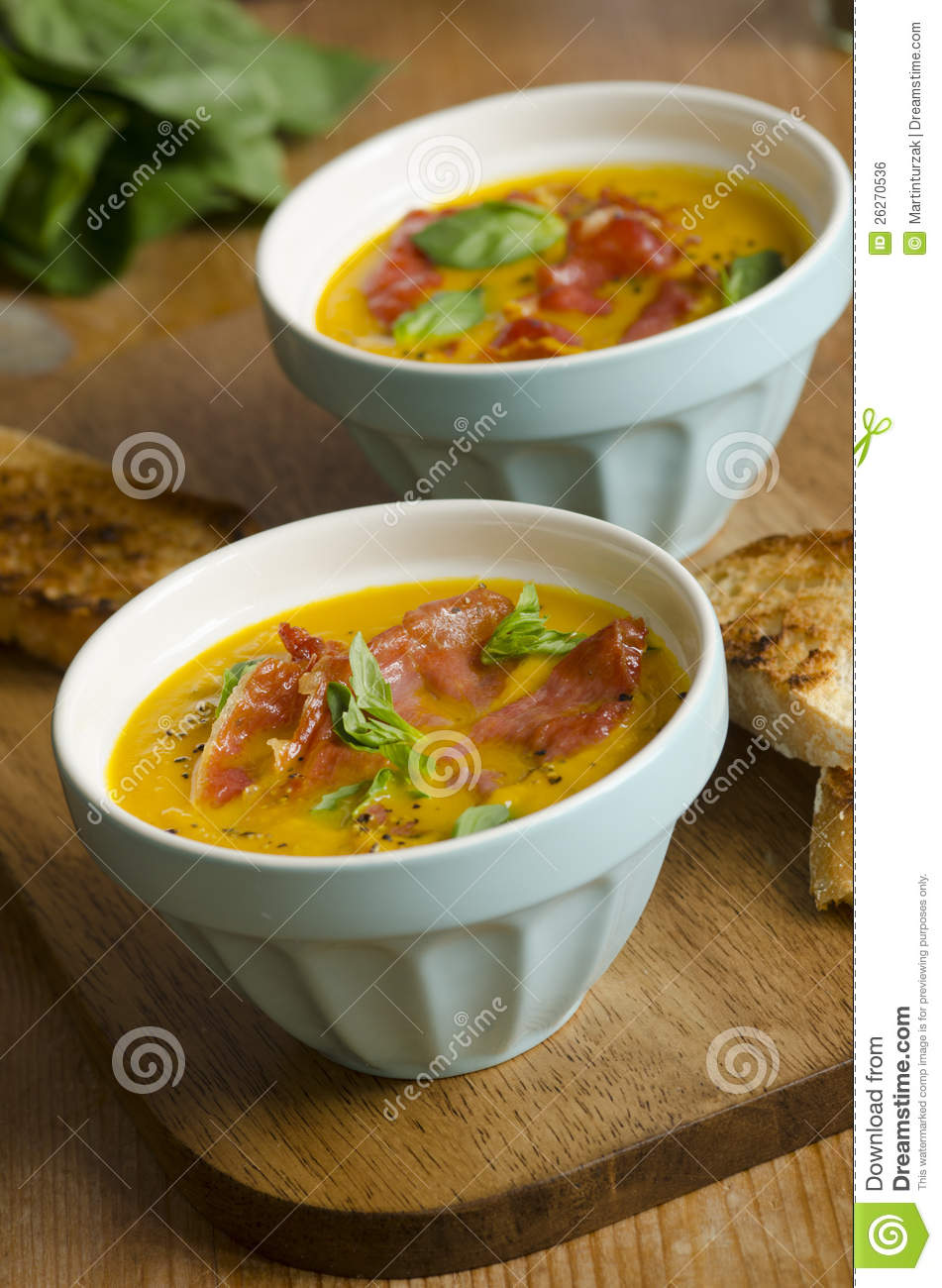Melon Soup Royalty Free Stock Image - Image: 26270536