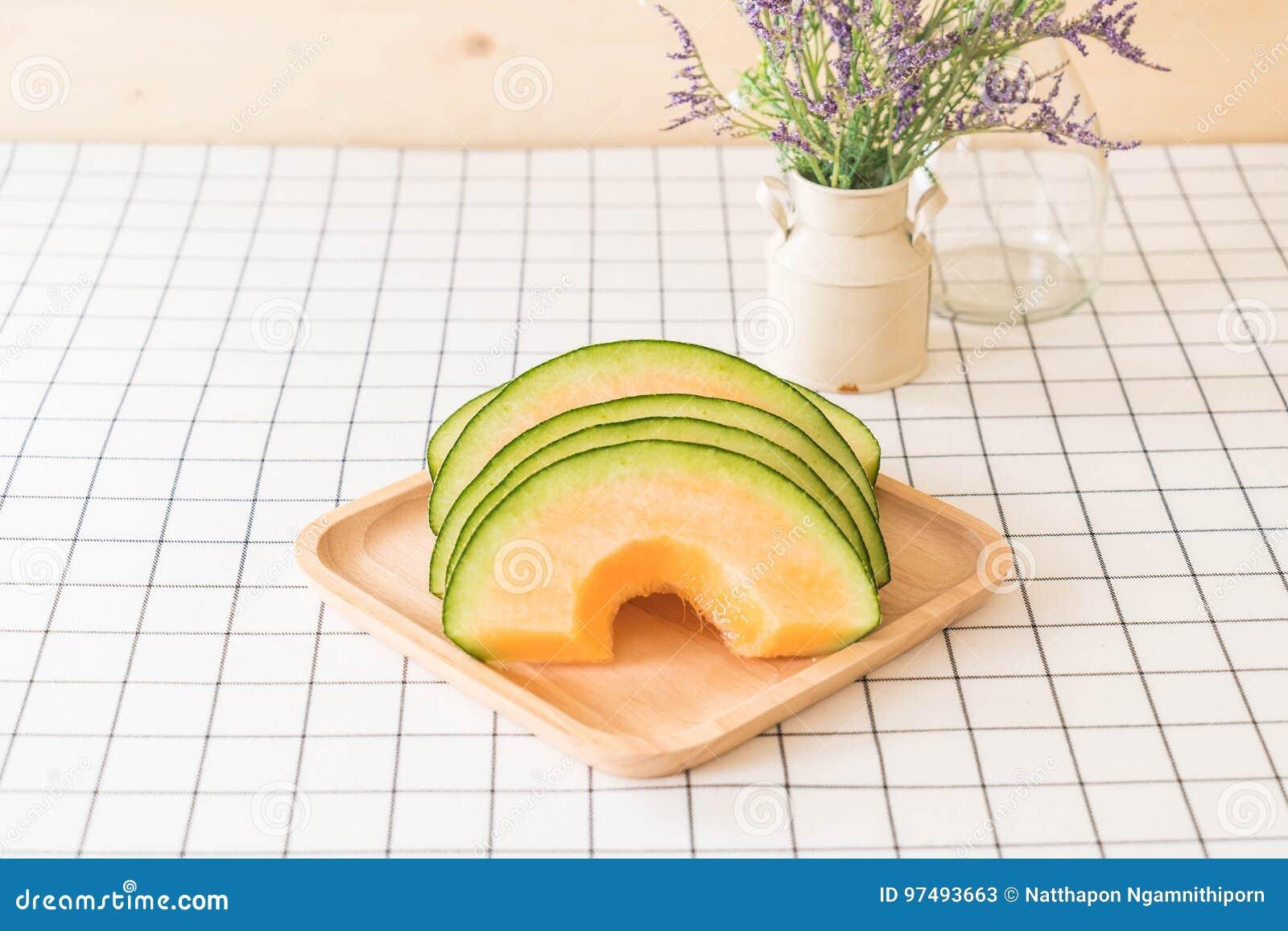Melone fresco del cantalupo