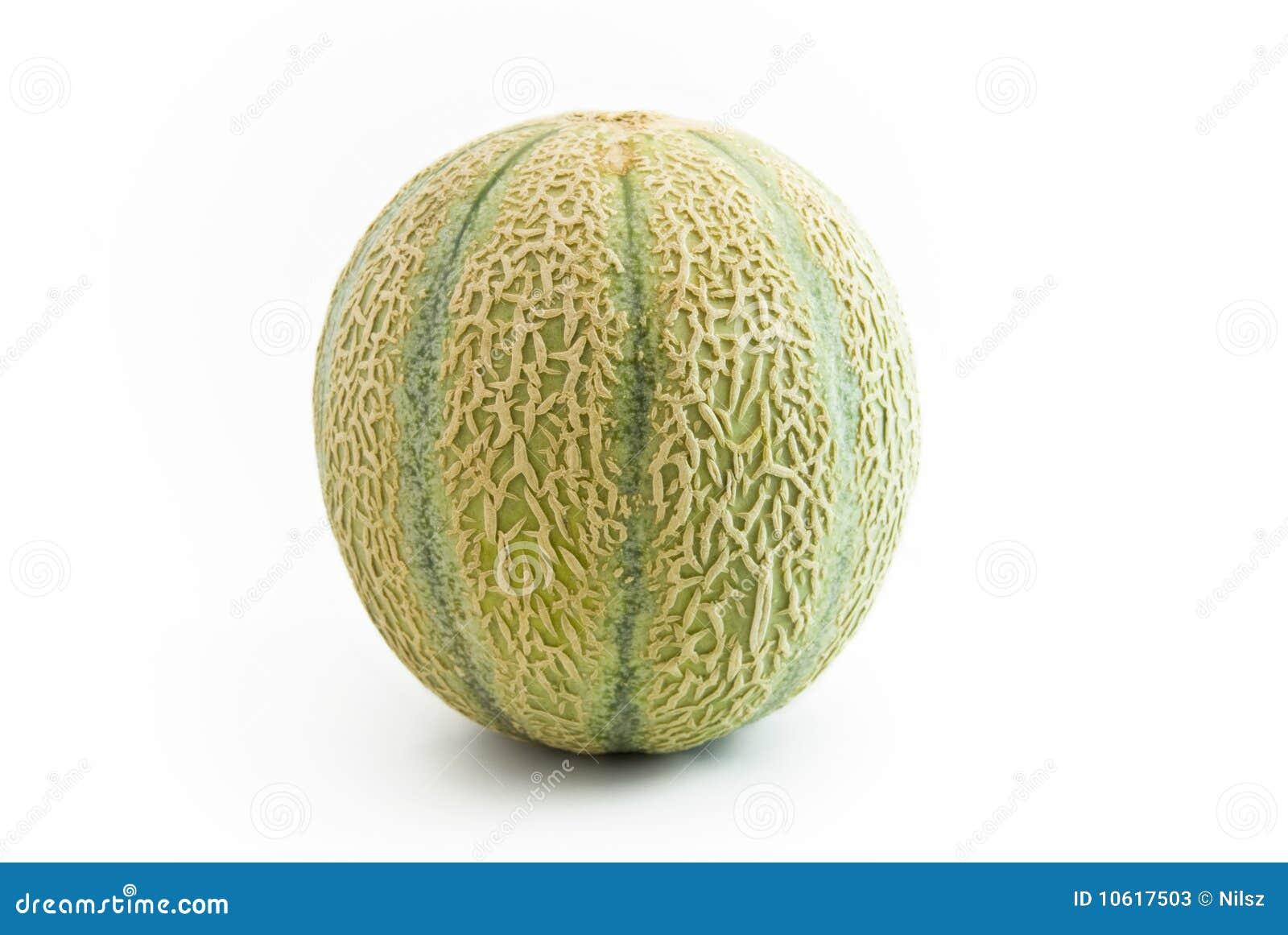 melone frucht aufrecht stockbild bild von gesund netz 10617503. Black Bedroom Furniture Sets. Home Design Ideas
