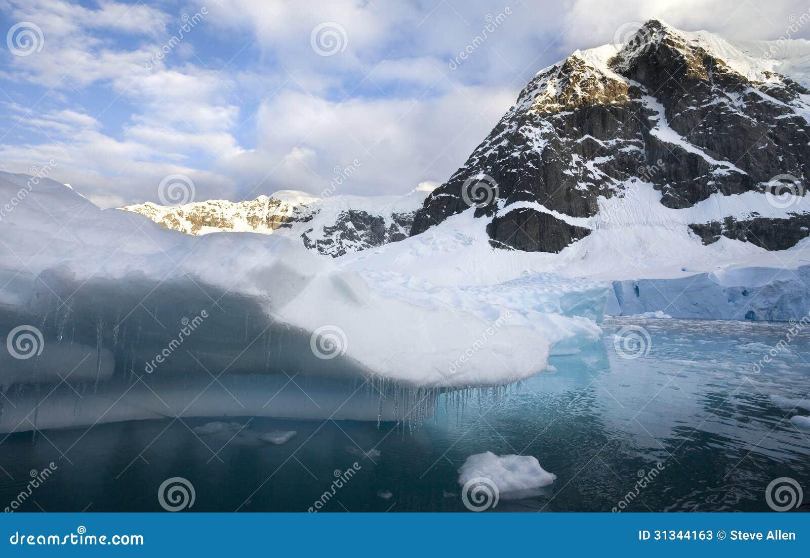 Melting Ice - Antarctica