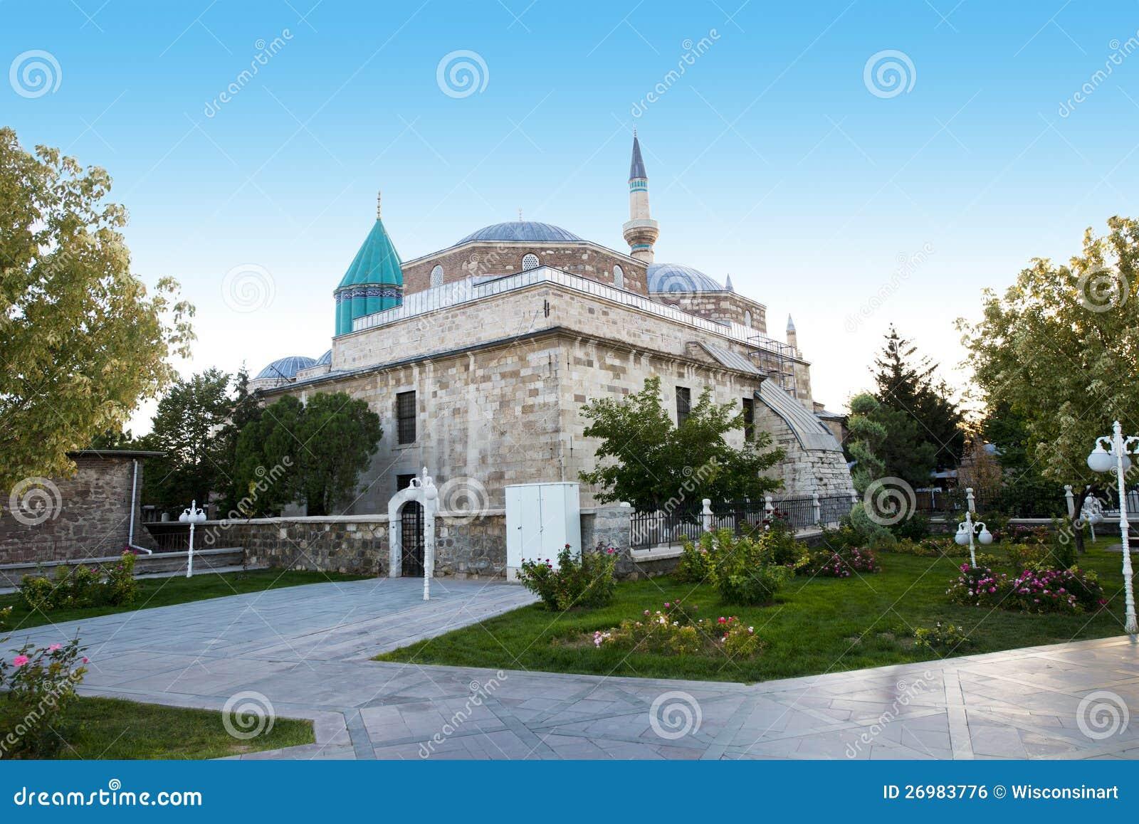 Melvani Muzeum, Konya Turcja