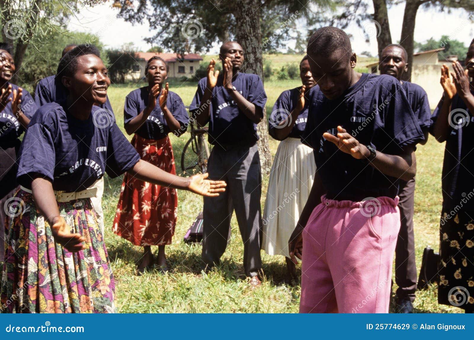 Members of Community Reproductive Health Workers, Uganda