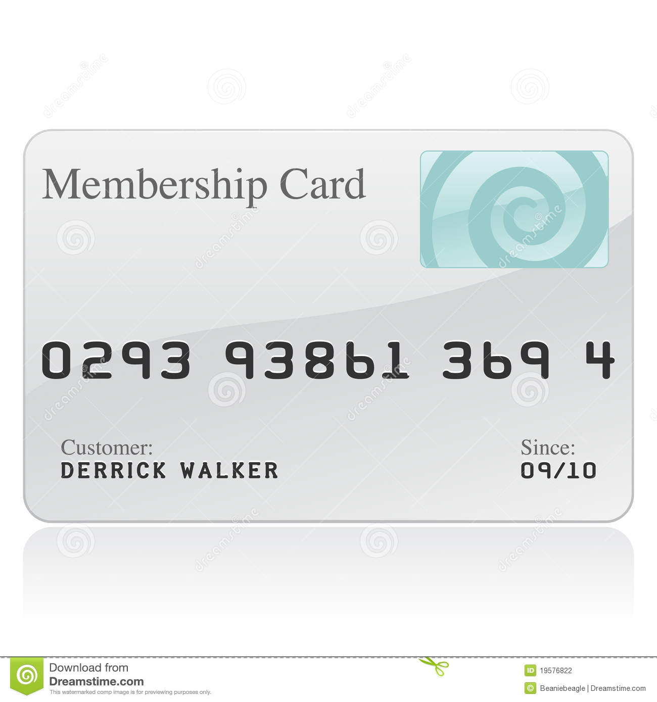 Membership Card Stock Illustrations U2013 2,678 Membership Card Stock  Illustrations, Vectors U0026 Clipart   Dreamstime  Club Membership Card Template