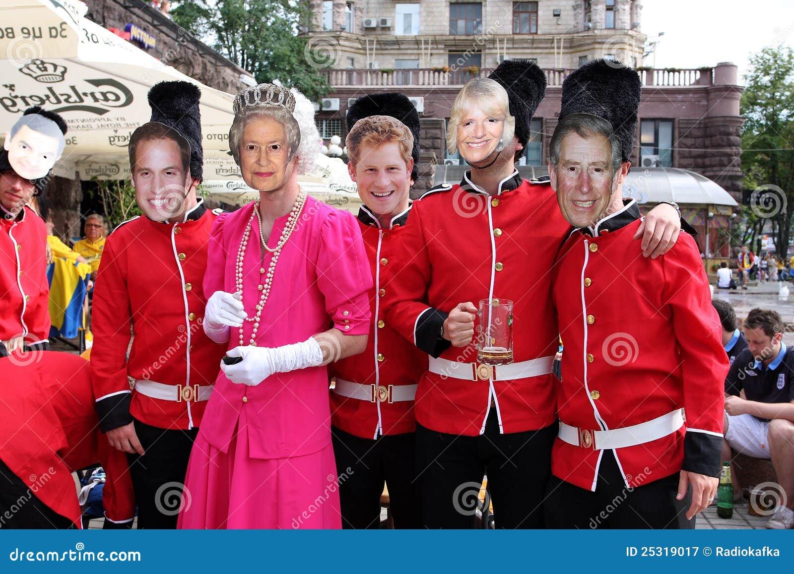 Membres de famille royale