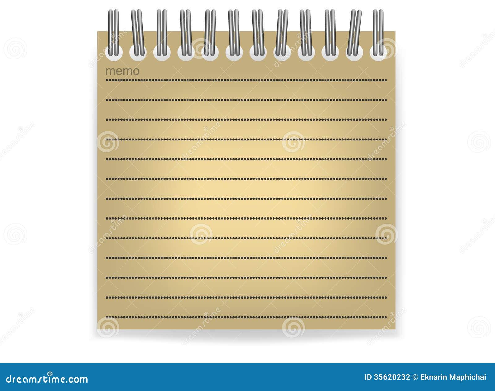 memo stock illustration  image of background  writing