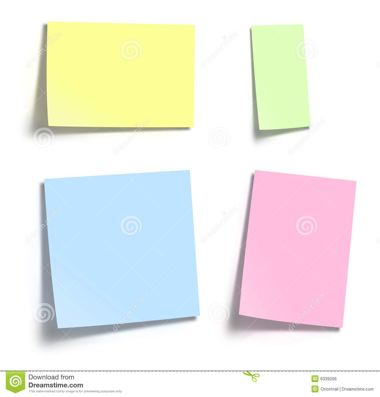 memo paper notes royalty stock image image  memo paper notes